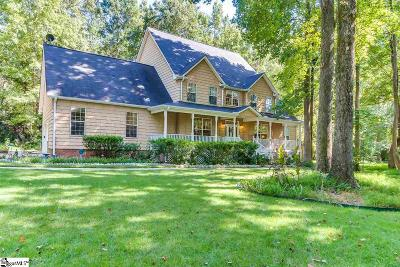 Mauldin Single Family Home Contingency Contract: 22 Woodhedge