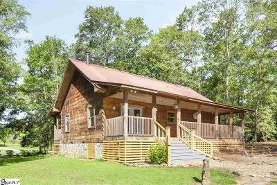 Pelzer Single Family Home For Sale: 401 Berry