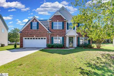 Hickory Run Single Family Home For Sale: 107 Timber Trace