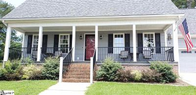 Single Family Home Contingency Contract: 120 Summercrest