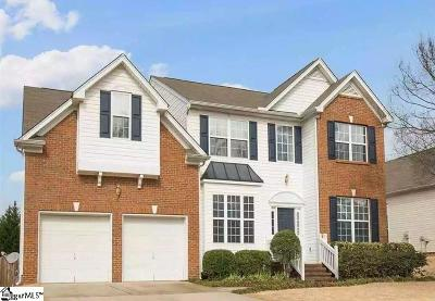 Single Family Home For Sale: 316 Edenberry