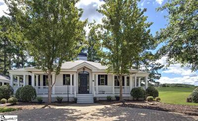 Travelers Rest Single Family Home For Sale: 117 Bryans