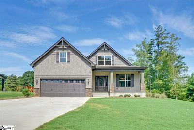 Simpsonville Single Family Home Contingency Contract: 230 Greenbriar
