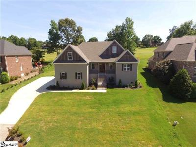 Anderson Single Family Home For Sale: 130 Turnberry
