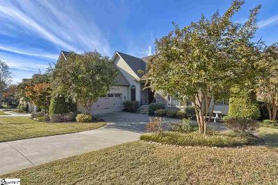 Simpsonville Single Family Home For Sale: 224 Weatherstone