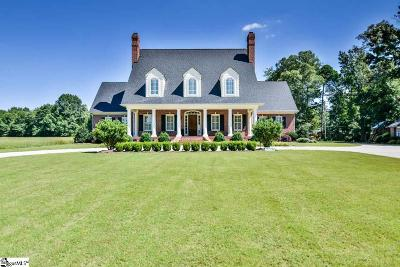 Simpsonville Single Family Home Contingency Contract: 220 Springdale