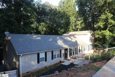 Easley Single Family Home Contingency Contract: 318 Frontier