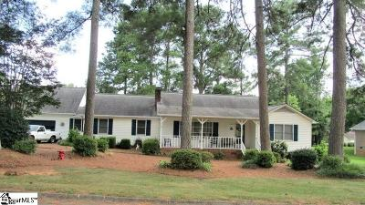 Anderson Single Family Home For Sale: 300 Tiffany