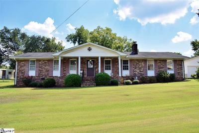 Piedmont Single Family Home For Sale: 120 Barbara