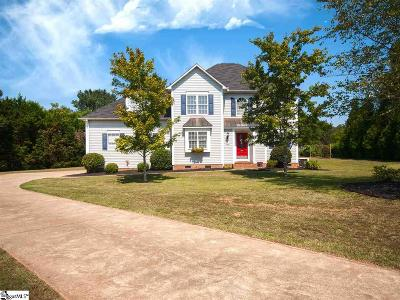 Piedmont Single Family Home Contingency Contract: 602 Basildon