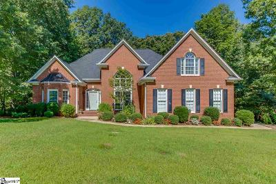 Greer Single Family Home For Sale: 2 Claymore