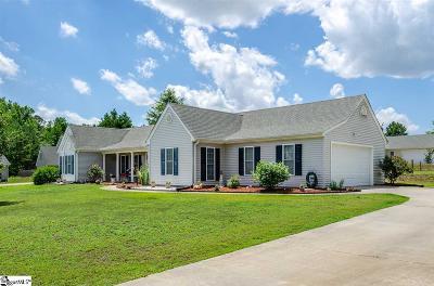 Anderson Single Family Home For Sale: 101 Talon