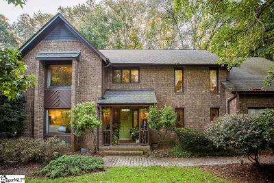 Simpsonville Single Family Home Contingency Contract: 121 Ricelan