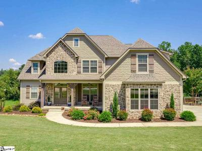Travelers Rest Single Family Home For Sale: 108 Sawbriar