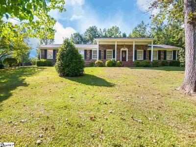 Easley Single Family Home For Sale: 405 Pearle