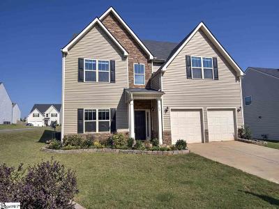 Simpsonville Single Family Home For Sale: 401 Jones Peak