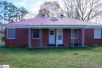 Anderson Multi Family Home Contingency Contract: 3309 Keys