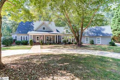 Easley Single Family Home For Sale: 134 Richland