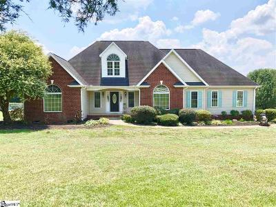 Piedmont Single Family Home For Sale: 294 Southern Oaks