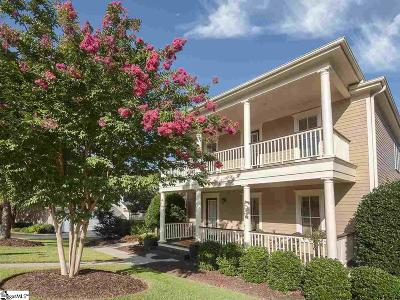 Greenville Single Family Home For Sale: 5 Lowther Hall