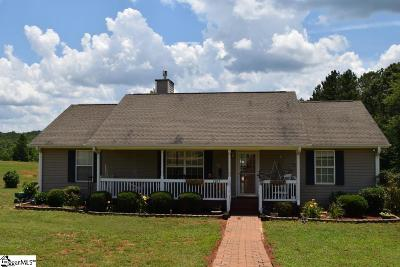 Anderson Single Family Home For Sale: 2839 Wright School