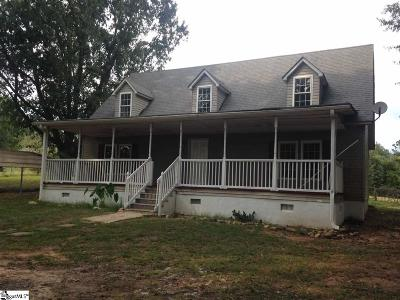 Easley Single Family Home For Sale: 118 Freebird
