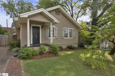 Greenville Single Family Home For Sale: 103 Westminster