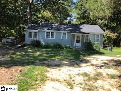 Clinton Single Family Home Contingency Contract: 757 Poole