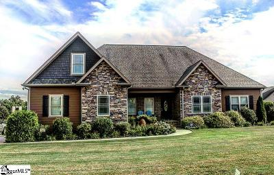 Greer Single Family Home For Sale: 233 Country Mist