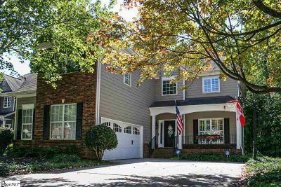 Greenville Single Family Home For Sale: 31 Richland Creek