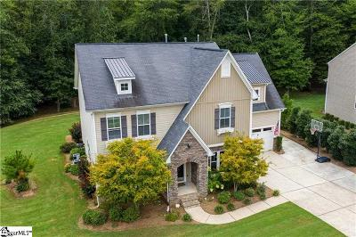 Easley SC Single Family Home For Sale: $314,900