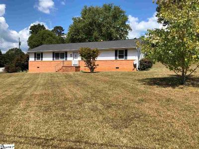 Travelers Rest Single Family Home For Sale: 101 Lorraine