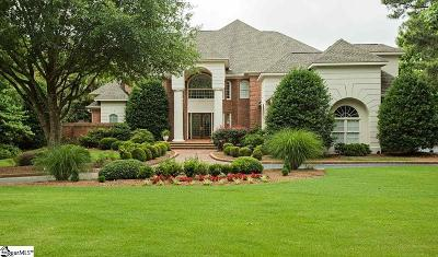 Greer Single Family Home For Sale: 105 Tuscany