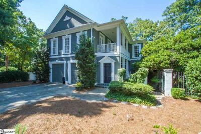 Anderson Single Family Home For Sale: 22 Tidewater