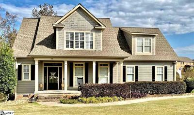 Greer Single Family Home For Sale: 108 Elevation