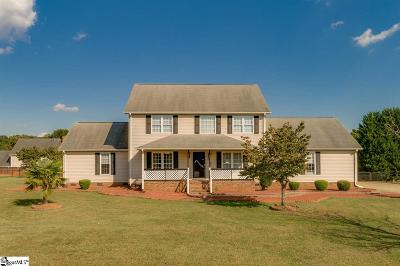 Easley Single Family Home For Sale: 103 Planters Walk