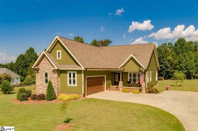 Easley Single Family Home Contingency Contract: 1313 Griffin Mill