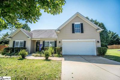 Single Family Home Contingency Contract: 405 Sun Rose