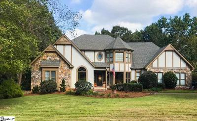 Greenville Single Family Home For Sale: 121 Hunters
