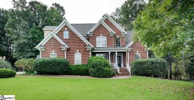 Easley Single Family Home For Sale: 111 Barfield