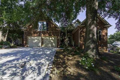 Greenville Single Family Home For Sale: 131 Windstone