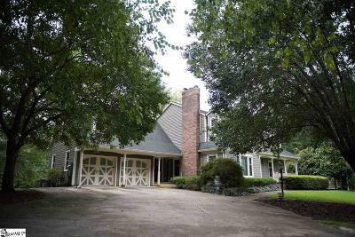 Greenwood Single Family Home For Sale: 405 Emerald Farms