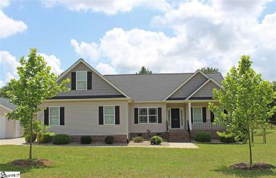 Anderson Single Family Home Contingency Contract: 128 Saddle Brook
