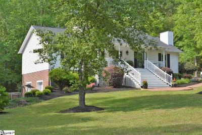 Easley SC Single Family Home For Sale: $300,000