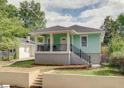 Greenville Single Family Home For Sale: 116 Rose