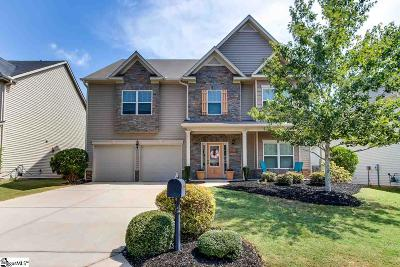 Simpsonville Single Family Home For Sale: 269 Meadow Blossom