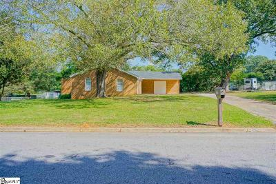 Piedmont Single Family Home For Sale: 108 Golden Grove