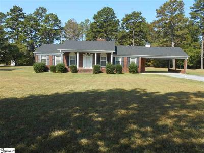 Clinton Single Family Home For Sale: 2160 Apple Orchard
