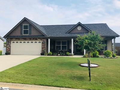 Anderson Single Family Home For Sale: 117 Pheasant Ridge