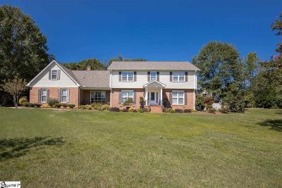 Greer Single Family Home For Sale: 100 Woody Creek